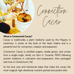 Connection Cacao